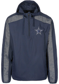 Dallas Cowboys Navy Blue Mesh Pullover