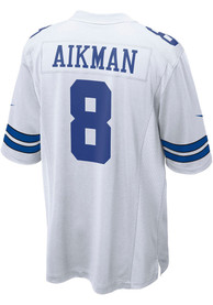 Troy Aikman Dallas Cowboys Dallas Cowboys Apparel Home Limited Football Jersey - White