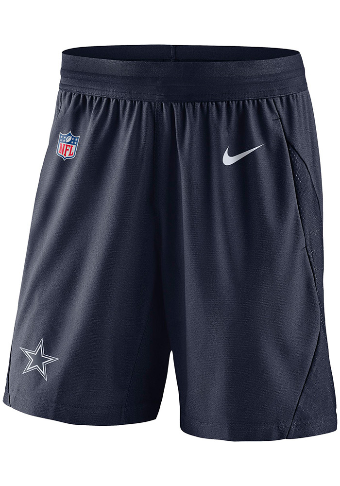 Cheap Nike Dallas Cowboys Youth Navy Blue Fly Knit Shorts 41022035  for cheap