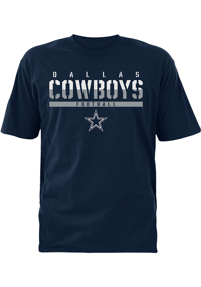 Dallas Cowboys Youth Navy Blue Ruthless T-Shirt d0e386ced