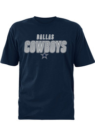 Dallas Cowboys Youth Navy Blue Poppie T-Shirt