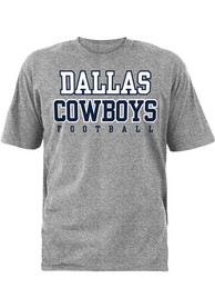 Nike Dallas Cowboys Youth Grey Practice T-Shirt