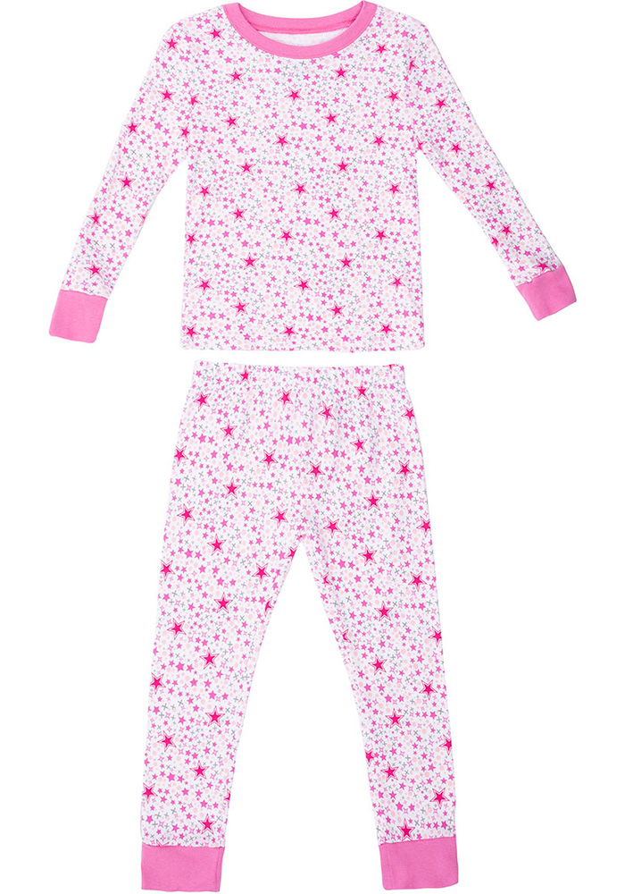 reputable site 8d239 7ce35 Dallas Cowboys Toddler Girls Golly Top and Bottom Set Pink