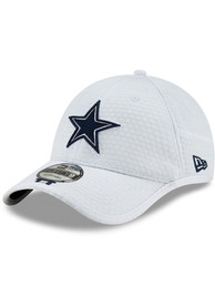 Dallas Cowboys 2019 Official Training FORTY9 Adjustable Hat - White
