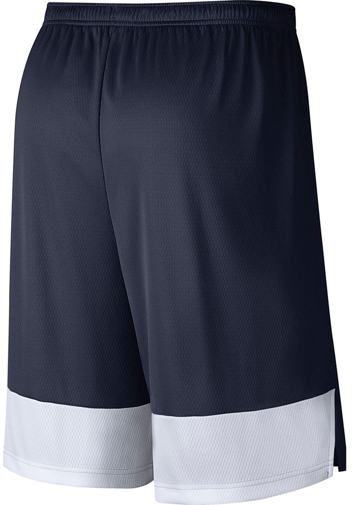 Nike Dallas Cowboys Youth Navy Blue Knit Player Shorts - Image 2