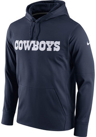 Dallas Cowboys Essential Wordmark Hood