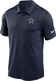 Dallas Cowboys Nike Franchise Polo Shirt - Navy Blue