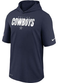 Dallas Cowboys Nike Training Hood Fashion Hood - Navy Blue