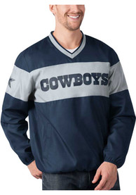 Dallas Cowboys Slam Dunk Pullover Jackets - Blue