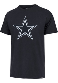 Dallas Cowboys 47 Franklin Knockout Fieldhouse Fashion T Shirt - Navy Blue