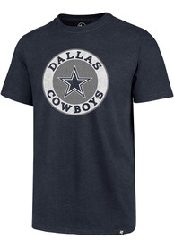 Dallas Cowboys 47 End Around Club T Shirt - Navy Blue