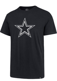 Dallas Cowboys 47 Imprint Super Rival T Shirt - Navy Blue