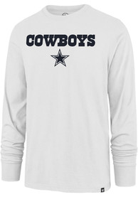 Dallas Cowboys 47 Pregame T Shirt - White