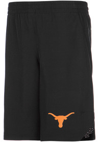 Texas Longhorns Youth Black Herring Shorts