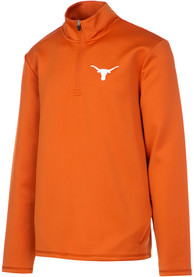 Texas Longhorns Burnt Orange Wycliff 1/4 Zip Pullover