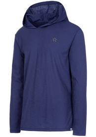 Dallas Cowboys Waylon Hooded Sweatshirt - Navy Blue