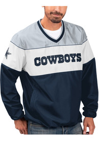 Dallas Cowboys Navy Blue Tarrant Pullover