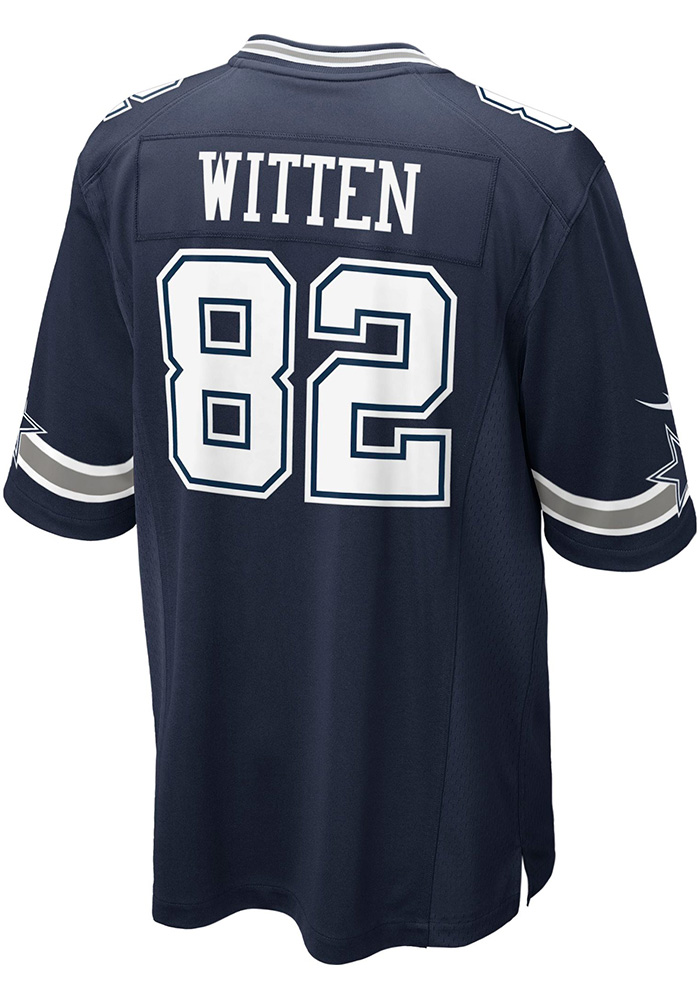 Jason Witten Nike Dallas Cowboys Navy Blue 2017 Home Jersey b80ed01b2
