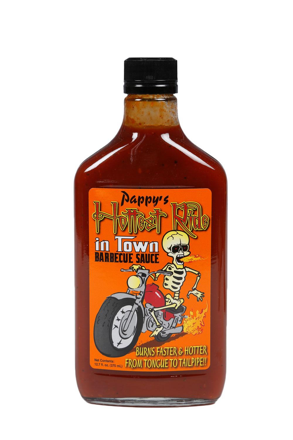 Kentucky Pappys Hottest Ride in Town BBQ Sauce - Image 1