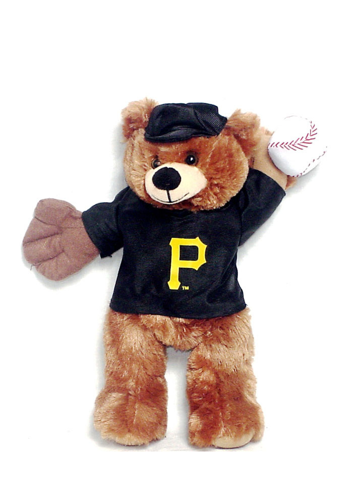 Pittsburgh Pirates 14 Inch Hi-Fly Plush - Image 1