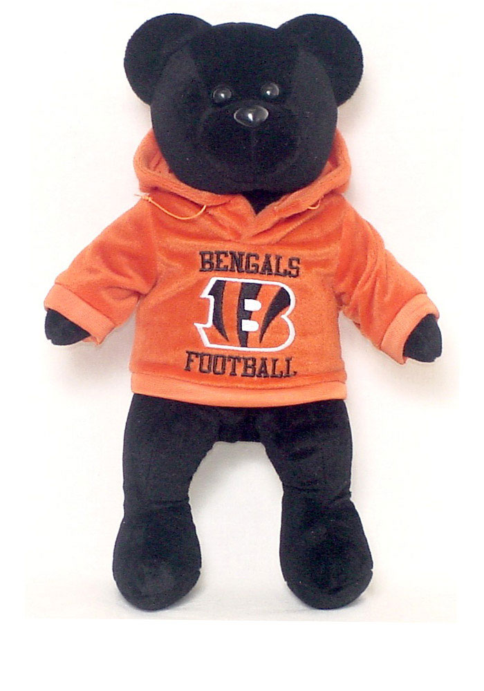 Cincinnati Bengals Team Color Plush - Image 1