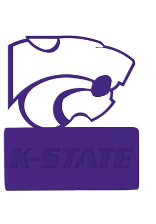 K-State Wildcats Powercat Card Holder Desk Accessory