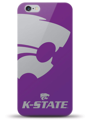 K-State Wildcats Oversize Logo Phone Cover