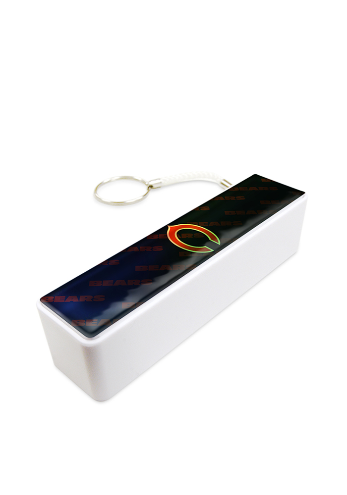 Chicago Bears Team Logo Phone Charger - Image 1