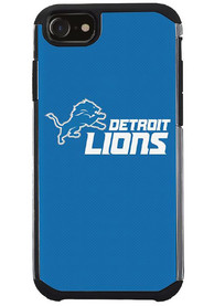Detroit Lions iPhone 7/8 Textured Phone Cover