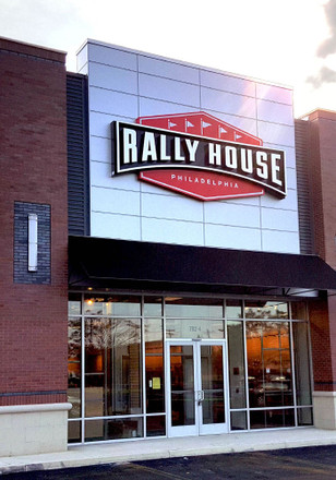 Rally House North Wales