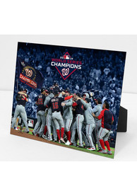 Washington Nationals 2019 World Series Champions PleXart Wall Art