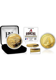 Arizona Diamondbacks Stadium Gold Collectible Coin
