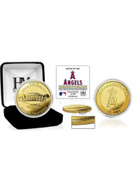 Los Angeles Angels Stadium Gold Collectible Coin
