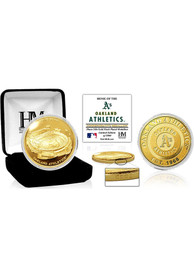 Oakland Athletics Stadium Gold Collectible Coin