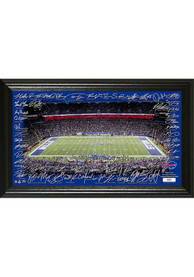 Buffalo Bills 2020 Signature Gridiron Framed Posters