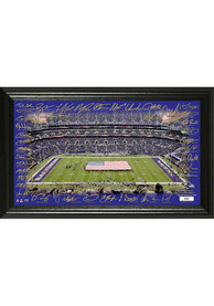Baltimore Ravens 2020 Signature Gridiron Framed Posters