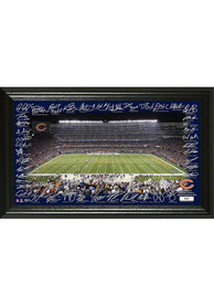 Chicago Bears 2020 Signature Gridiron Framed Posters