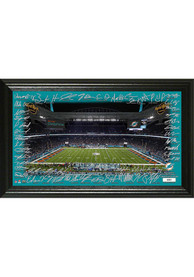 Miami Dolphins 2020 Signature Gridiron Framed Posters