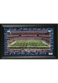 New England Patriots 2020 Signature Gridiron Framed Posters