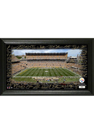 Pittsburgh Steelers 2020 Signature Gridiron Framed Posters