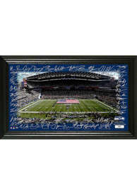 Seattle Seahawks 2020 Signature Gridiron Framed Posters