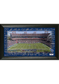 Tennessee Titans 2020 Signature Gridiron Framed Posters