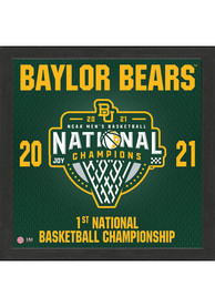Baylor Bears 2021 National Champions Pride Wall Art