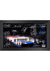 Dallas Mavericks Signature Court Collection Framed Posters