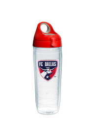 FC Dallas 25oz Clear Water Bottle