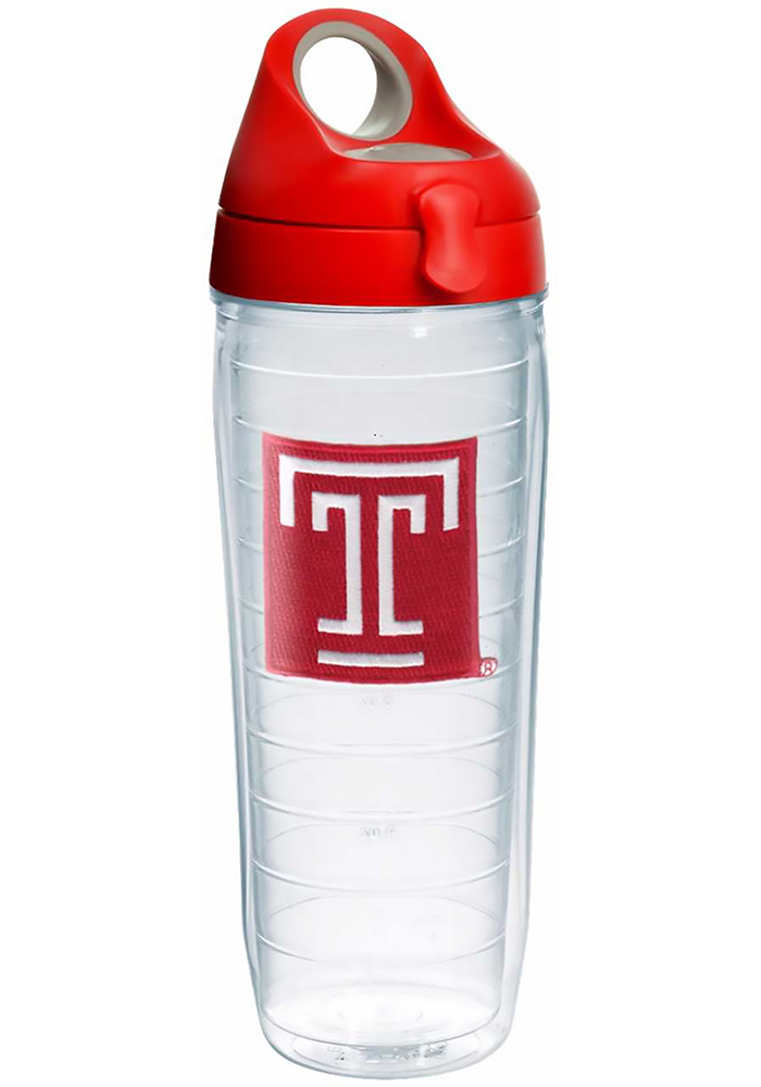 Temple Owls 24oz Embroidered Water Bottle - Image 1