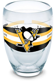 Pittsburgh Penguins 9oz Stemless Wine Glass