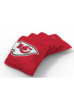 Kansas City Chiefs 4 Pack Cornhole Bags Other Tailgate