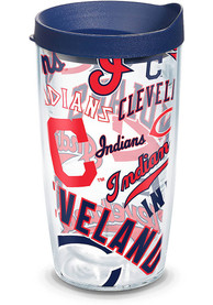 Cleveland Indians All Over Wrap Tumbler