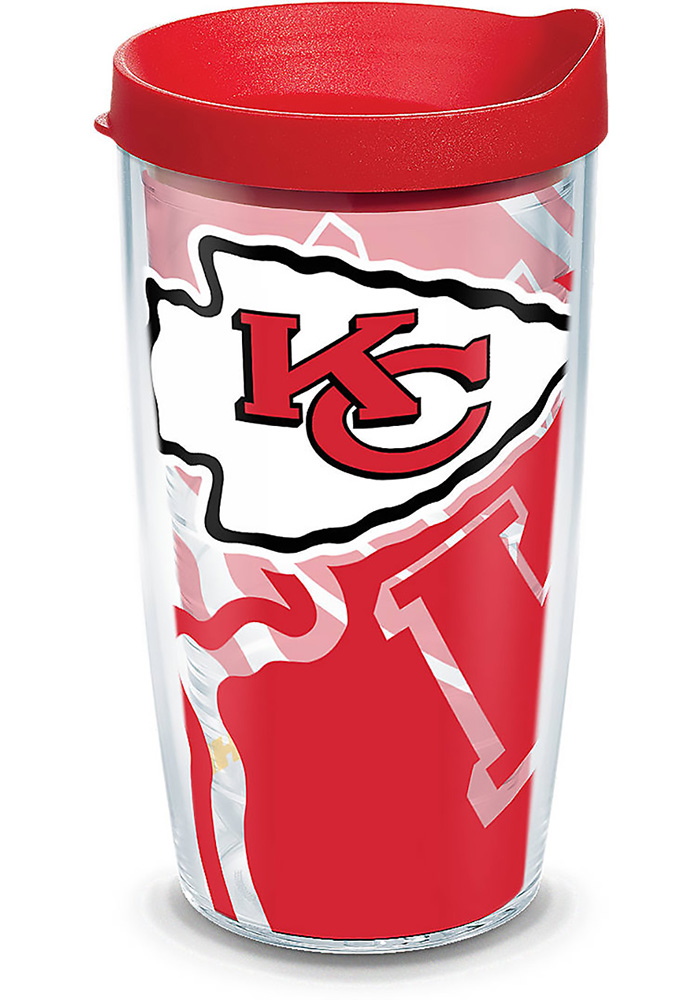 Kansas City Chiefs 16oz Genuine Tumbler - Image 1